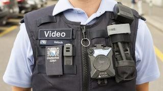 Wie Bodycams künftig eingesetzt werden