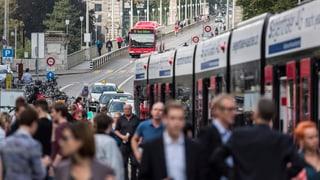 Region Bern erhält keine neue Tramlinie