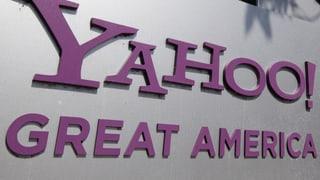 Jubelstimmung bei Yahoo