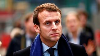 Emmanuel Macron – die grosse Überraschung?