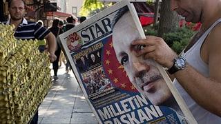 EU-Beitritt der Türkei kaum noch Thema
