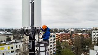 «Kann ich mich gegen die 5G-Antenne auf meinem Hausdach wehren?» (Artikel enthält Audio)