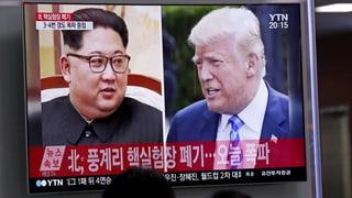Kein Gipfeltreffen in Singapur