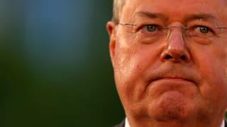 Peer Steinbrück zieht sich von der Polit-Bühne zurück