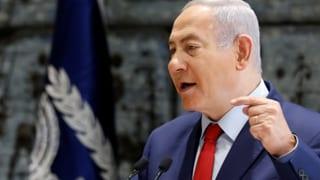 Netanjahu bestätigt Neuwahlen