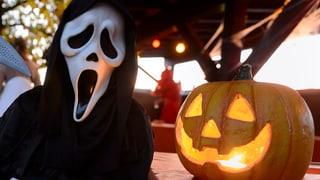 Weniger Halloween-Ärger als auch schon