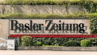 Basler Zeitung Medien mit tiefroten Zahlen