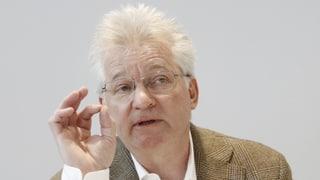 ERZ-Direktor Urs Pauli erhält keinen Lohn mehr