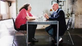 Bardill zu Landmann: «Weisst du, was mich stört?» (Artikel enthält Video)