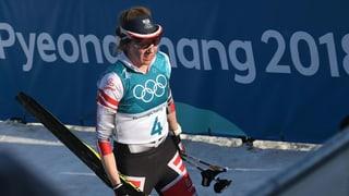 Österreicherin vergibt mit Malheur eine Medaille