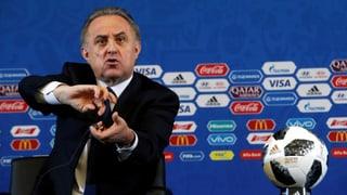 Russlands WM-Chef muss nach Dopingskandal wohl gehen
