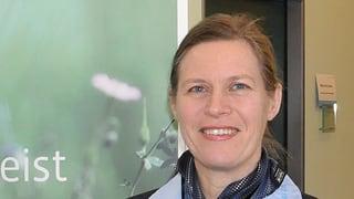 Suzanne von Blumenthal banduna servetschs psichiatrics grischuns