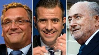 Fifa-Ethikkommission nimmt Blatter, Valcke und Kattner ins Visier