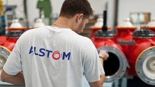 Industriekonzern Alstom baut weitere 78 Stellen in der Schweiz ab