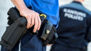 Aargauer Regierung baut die Kantonspolizei um