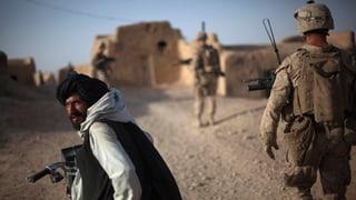 USA verlangsamen Truppen-Abzug aus Afghanistan