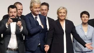 «Europa braucht Frauke statt Angela»