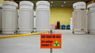 Wohin mit dem Atommüll? Nagra reicht Gesuche ein