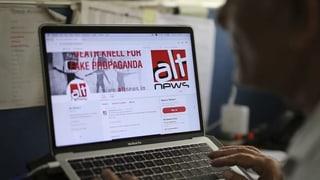 Kampf gegen Fake News im Wahlkampf