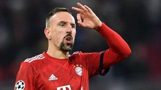 Hohe Geldstrafe für Ribéry