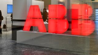 ABB kämpft im zweiten Quartal mit Gegenwind
