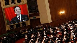 Wen Jiabao zieht Bilanz der «strahlenden Erfolge»