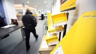 Post will bei Verwaltung bis zu 30 Prozent Kosten reduzieren