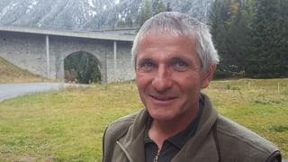 S-chanf: Gian Fadri Largiadèr suonda a Duri Campell