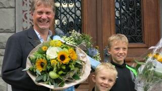 Cyrill Wiget ist neuer Gemeindepräsident von Kriens