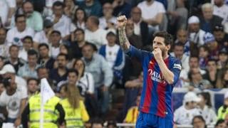 Messis 500. Tor ist für Barcelona Gold wert