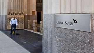 US-Senatsausschuss nimmt Credit Suisse in die Zange