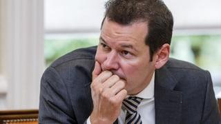 Pierre Maudet verweigert sich der FDP-Parteispitze