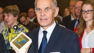Werner Setz aus Rupperswil erhält zum 7. Mal den Solarpreis