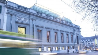 Zwei Basler Museen fallen durch die Maschen