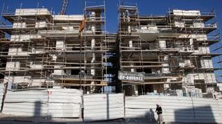 Israels Baupläne verärgern Opposition und Palästinenser