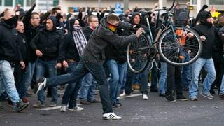 Ein «Eigentor» für die Hooligans
