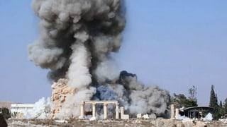Mit wenig Geld gegen Zerstörung der kulturellen Erbschätze