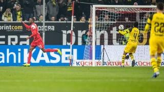 Düsseldorf schockt den BVB, Gladbachs Festung hält (Artikel enthält Audio)