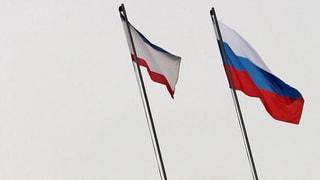 Krim-Regierung verbündet sich mit Russland
