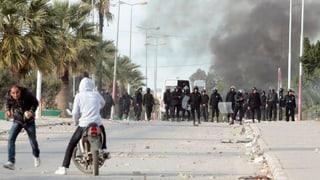 Armut in Tunesien: Protestwelle schwillt an