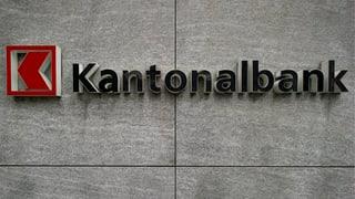 Schwyzer und Urner Kantonalbanken mit soliden Ergebnissen