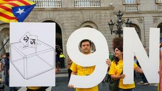 Verfassungsgericht stoppt Volksabstimmung in Katalonien