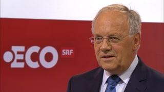 Schneider-Ammann: «Wir klopfen auf den Tisch, wenn nötig»