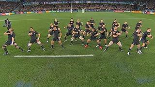 «Haka» und Konsorten: Die Kriegstänze der Rugby-Teams