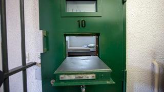 Schlechte Noten für das Glarner Gefängnis