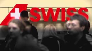 Fiese Ticket-Bestimmungen: Swiss lässt Kunden stehen
