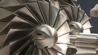 Video «Schwerpunkt zur Schweizer Industrie | Hans Hess im Studio» abspielen