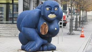 Wie gehts es den Solothurner Skultpuren im öffentlichen Raum?