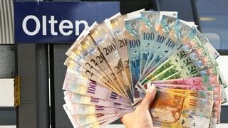 FDP Olten will Sofortmassnahmen gegen Finanzmisere