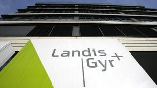 Landis+Gyr drängte im Juli aufs Börsenparkett